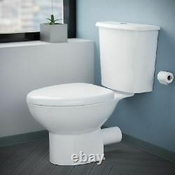 1700 Bath, Vanity Unit and Close Coupled Toilet with Taps Bathroom Suite Carder