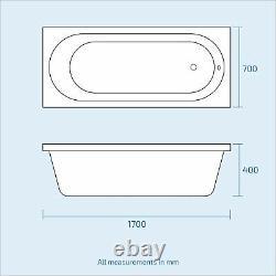 Complete Bathroom Shower Suite WC Close Coupled Toilet & Basin Vanity Unit Nox