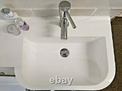 Ex-Display Linea Oak Vanity Suite Complete 1000mm